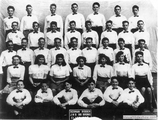 9B2 Class of 1944. Pick out the perpetrators.